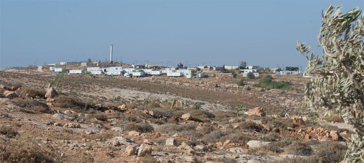 Ibei Hanahal, Israel