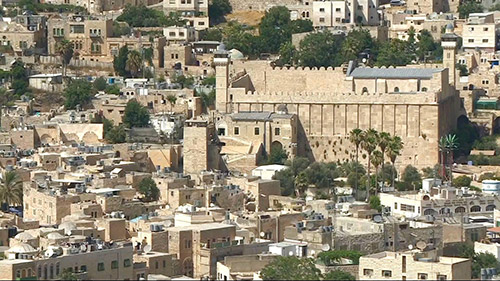 Israel to Build in Hebron