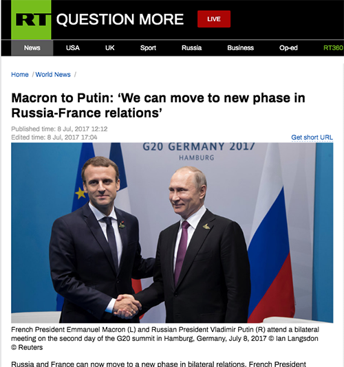We can move to a new phase in Russia-France relations