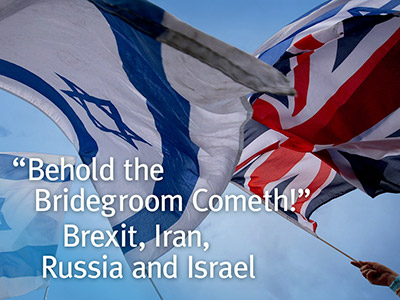 Brexit, Iran, Russia and Israel Presentation